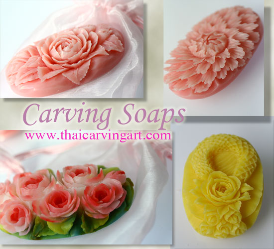 carving soaps